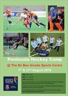 Peninsula Hockey Camp