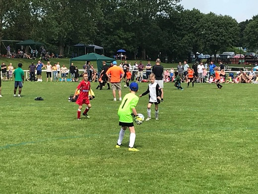 Buntingford tournament 2018