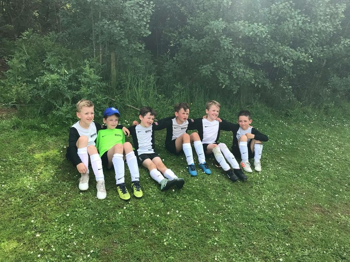 A great effort from the U8's at the buntingford tournament 2018
