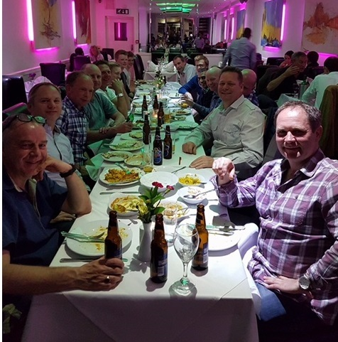 Vets Curry Night