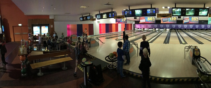 Taking over the Ten Pin Bowling Alley