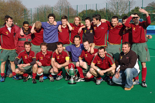HA Cup winners 2007