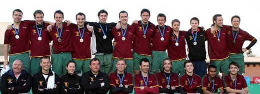 EHF Cup winners Cup Silver Medal 2007