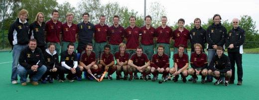 1st Team National league winners 2006