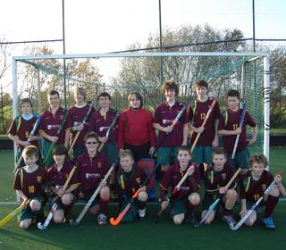 U14s 2011-12