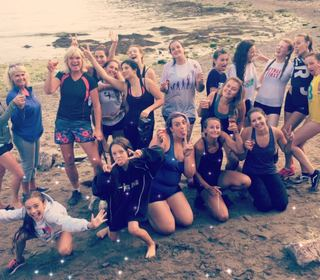 beach training July 2018 Mothecombe