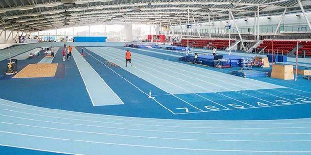 Indoor Athletics 2019