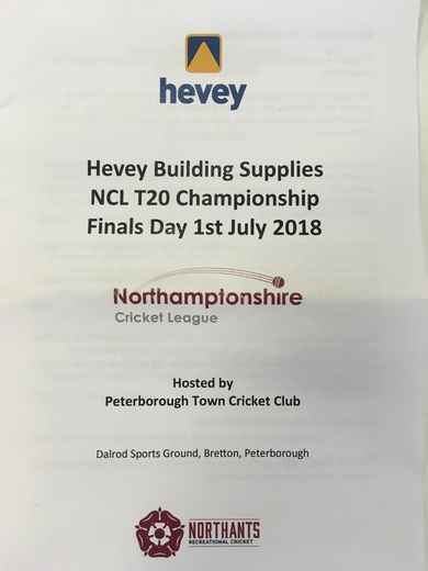 PTCC host NCL Finals Day 2018