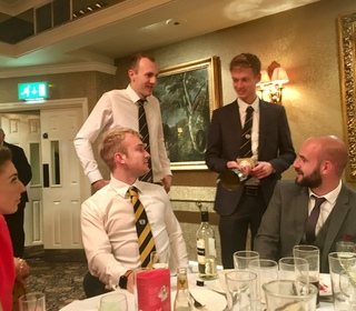 Awards night chat, featuring Jonesy