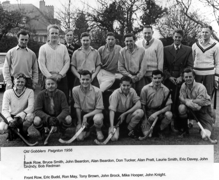 Old Gobblers 1956