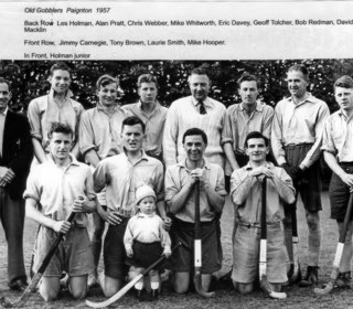 Old Gobblers 1957