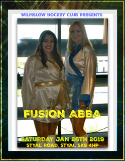 Abba Night 26th January
