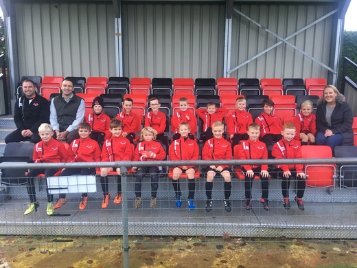 Under 10 Youth Panthers