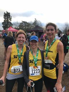 Hogs Back Road Race, the Ladies team