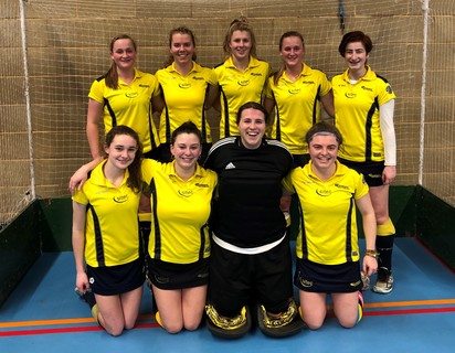 TBBHC Ladies Indoor Team