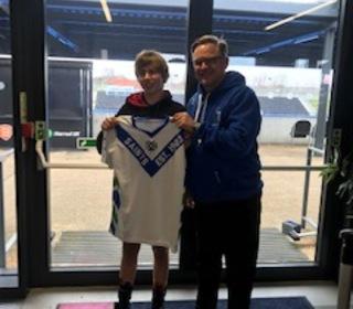 U16 Boys & St Andrews Saints 2019 - Player of the Match