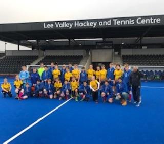 U16 Boys & St Andrews Saints 2019