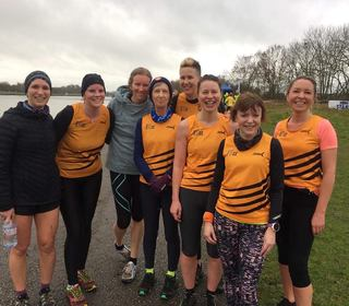 East Mids XC at HP