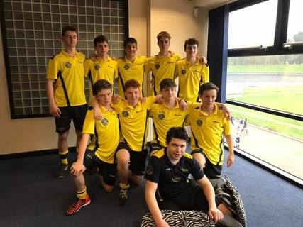U16 Boys Indoor Nationals