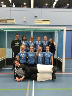 U18 Girls Indoor