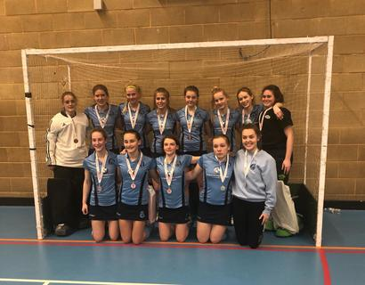 U16 Girls Indoor