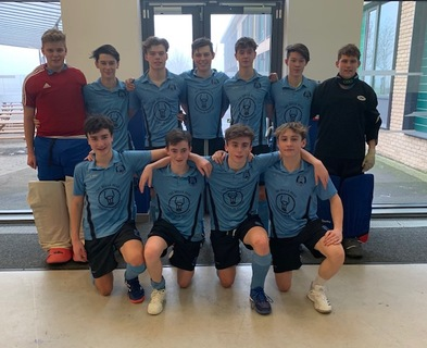 U18 Boys Indoor