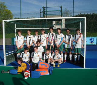U14 Regional Final Squad 2011 - Regional Champions
