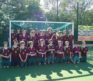 Chase Park Cup 2012 - Winners - U14 & U16 Squads