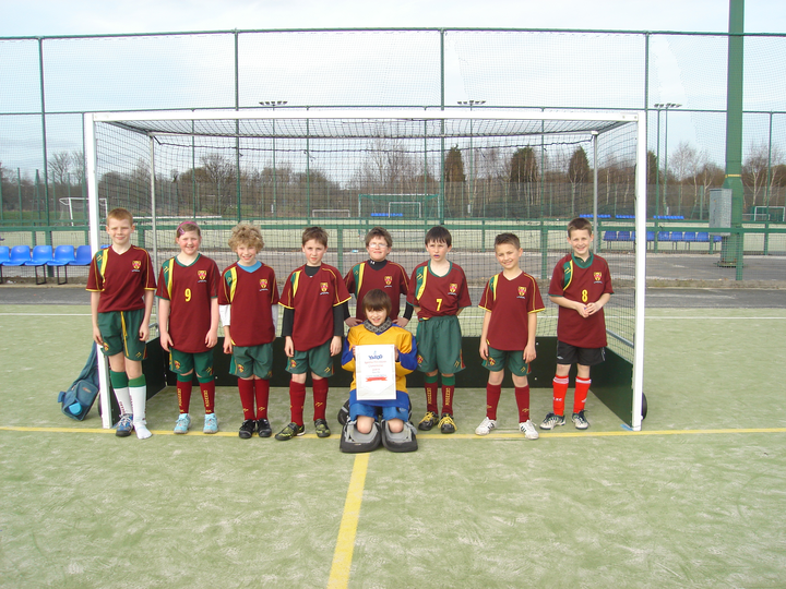 U11s - Aldersley - 2009