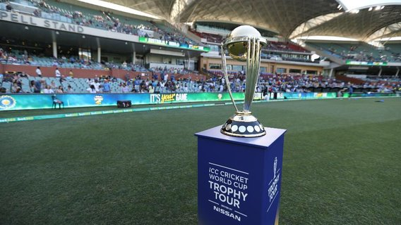 ICC Cricket World Cup is coming to Peterborough Town Cricket Club, as part of Nissan U.K. tour