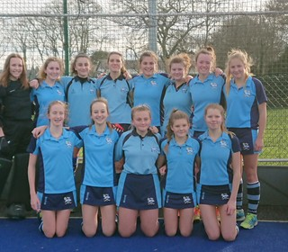 U16 Girls Team 2018/2019