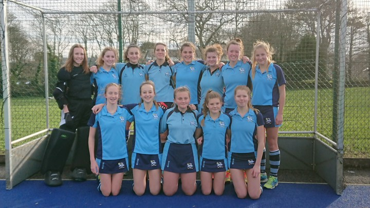 U16 Girls Team 2018/2019