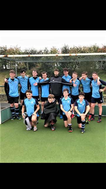 U16 Boys team 2018/2019