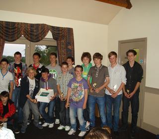 Presentation Evening 2011