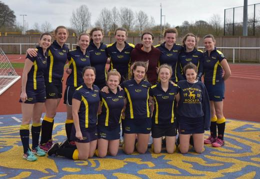 Ladies 3rd XI