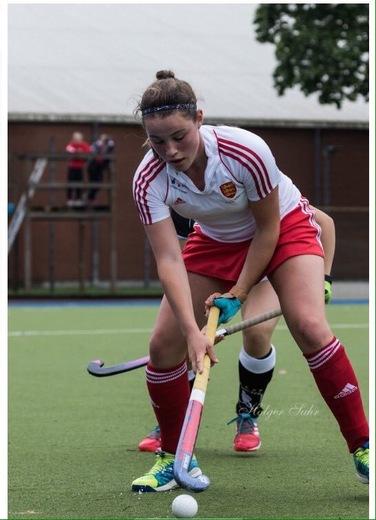 Millie Attwell - England