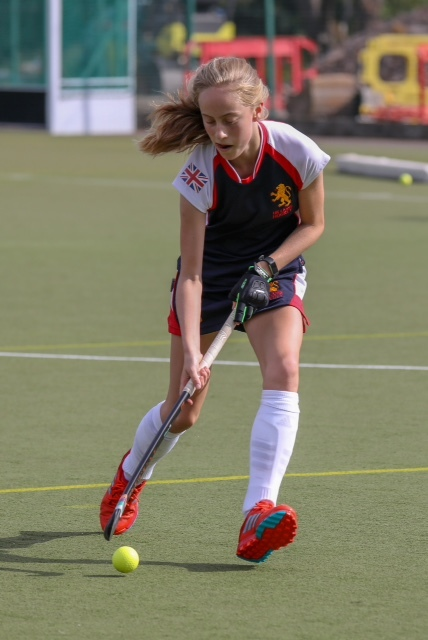 Lauren Hughes - UK Lions