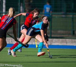 Becky Manton - England U18