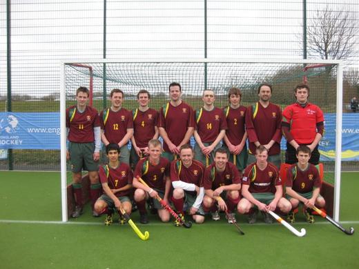 2nd Team 2010 Midlands champions