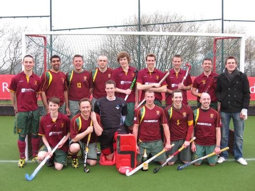 2nd team 2011 Midlands Champions