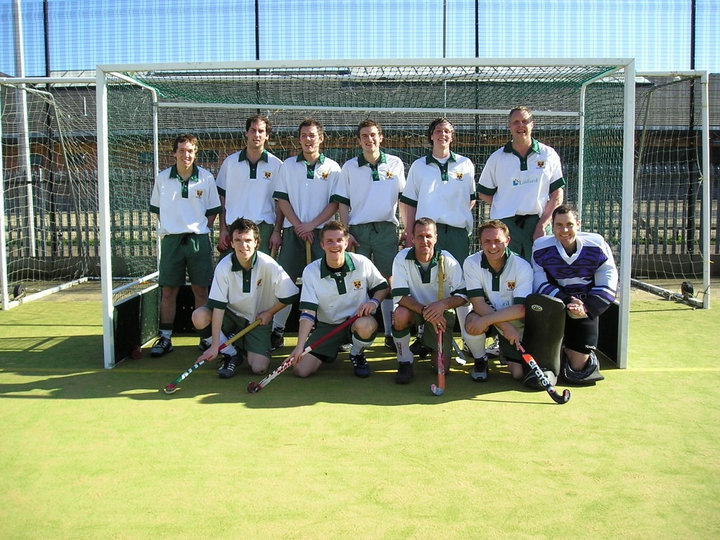 3rd team Midlands Champions 2006/7
