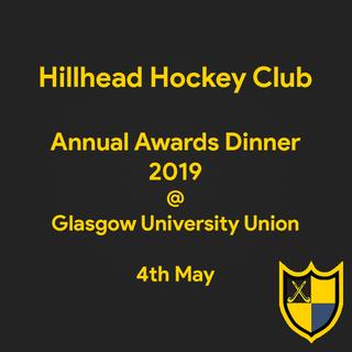 Annual Dinner 2019 Info