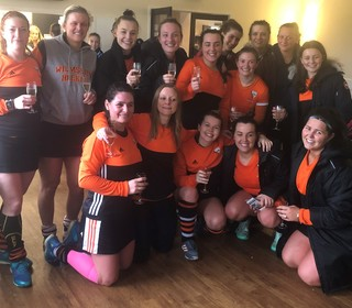 Ladies 1s Champions March 2019