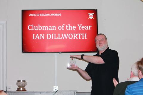 Ian Dillworth