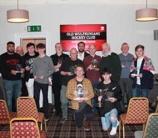 2019/19 Award winners