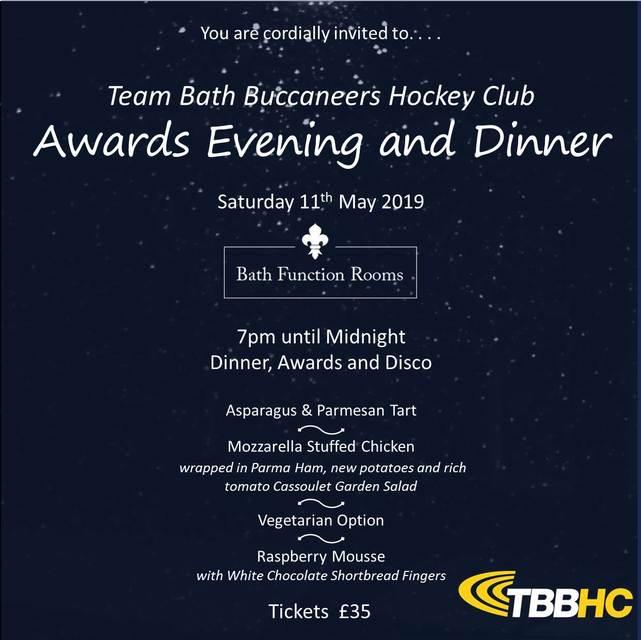 TBB AWARDS DINNER FLYER 2019