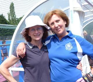 Jane & Tigger 40 years on
