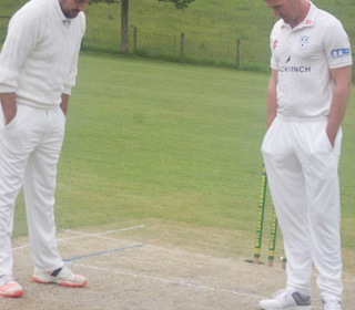 Carenza wins the toss and inserts Jack's XI