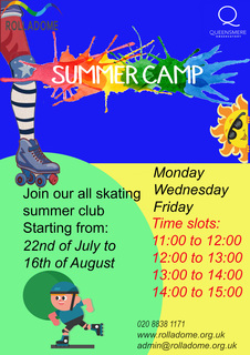 Summer Skating Club