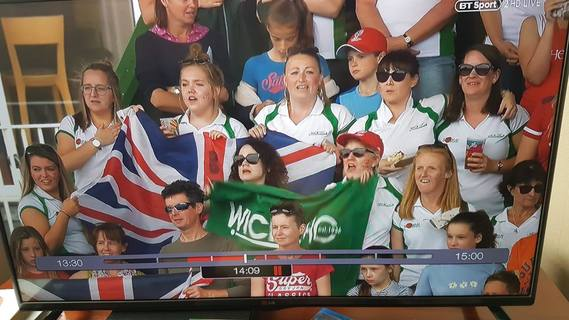 Made the telly